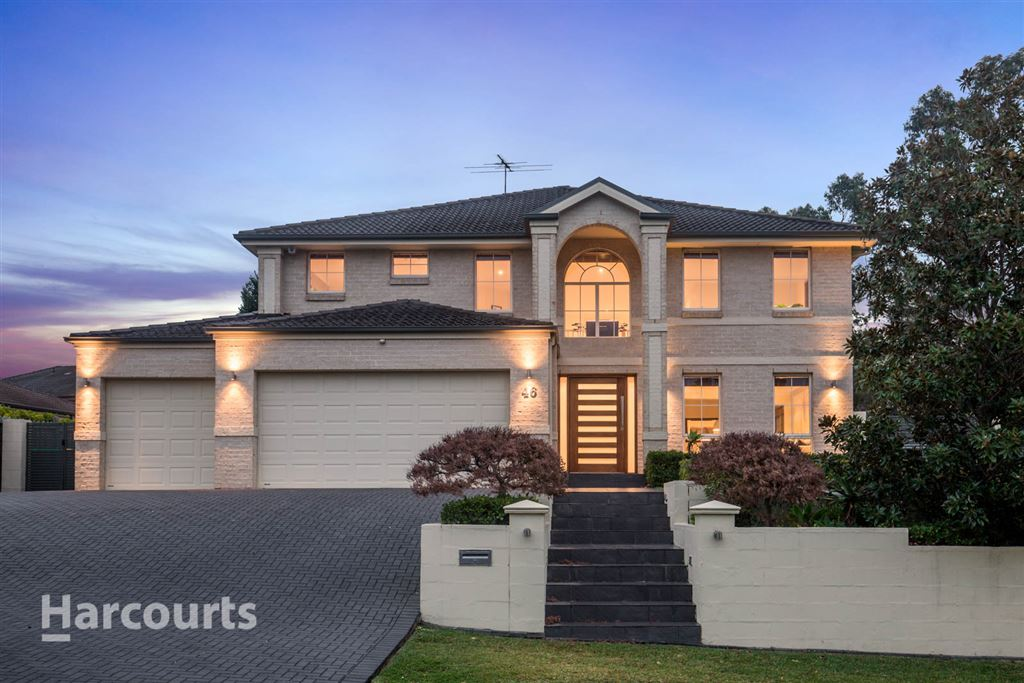 Flawless Highlands Ridge Masterpiece with Incredible Bush