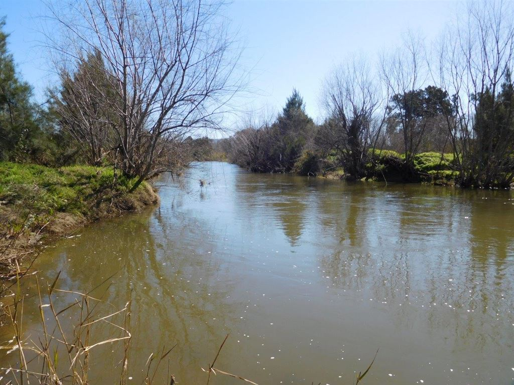 319.5 acres with water and infrastructure, near Denman