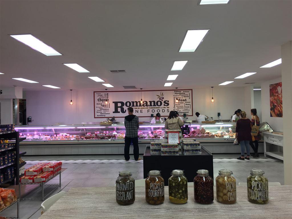 Romano's Fine Foods!!!