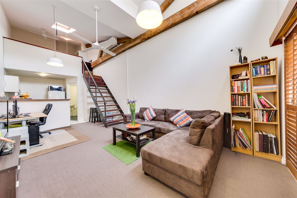 Warehouse Style Apartment In Tightly Held Complex
