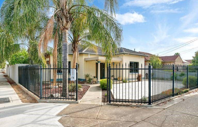 Attractive solid brick family home on a prime corner block