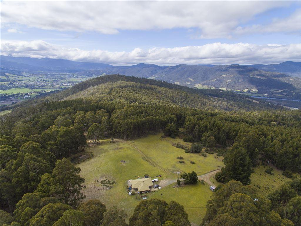 160 Acre Hilltop Retreat