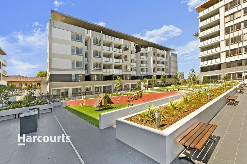 Raising The Standard - An apartment with a Backyard!