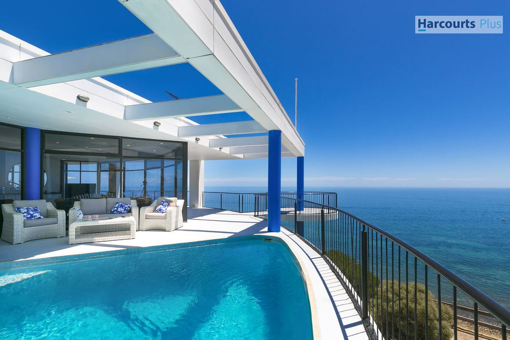 Hues of blue and views for days...Marino meets Mediterranean