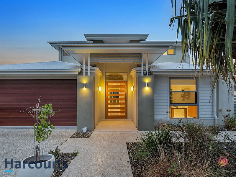 Executive family home on the Wavell Heights border