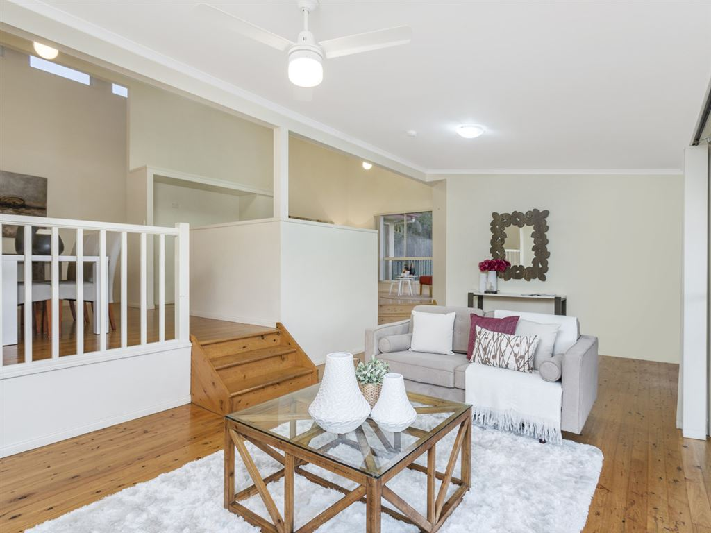 Fantastic Split Level Home With Room For The Whole Family