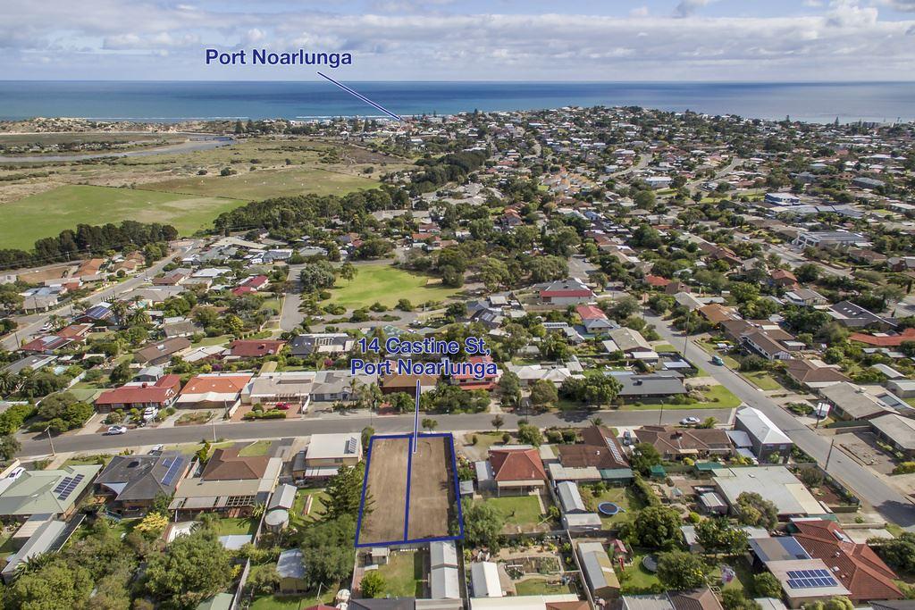 Rare Earth-Panoramic Views Over Port Noarlunga & Coast
