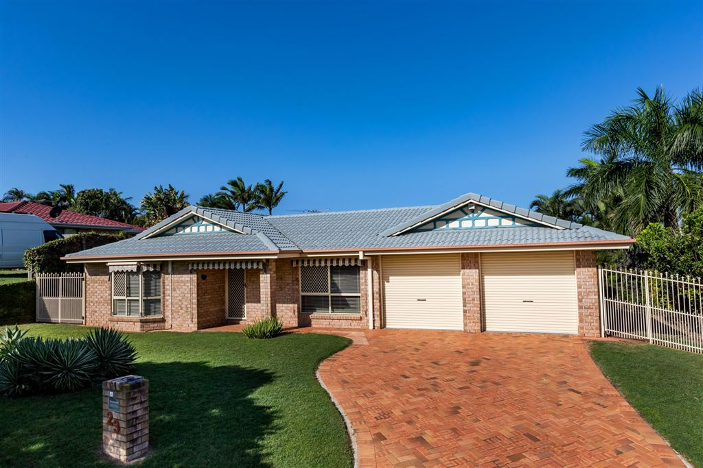 Energy Efficient Family Home With All The Extras