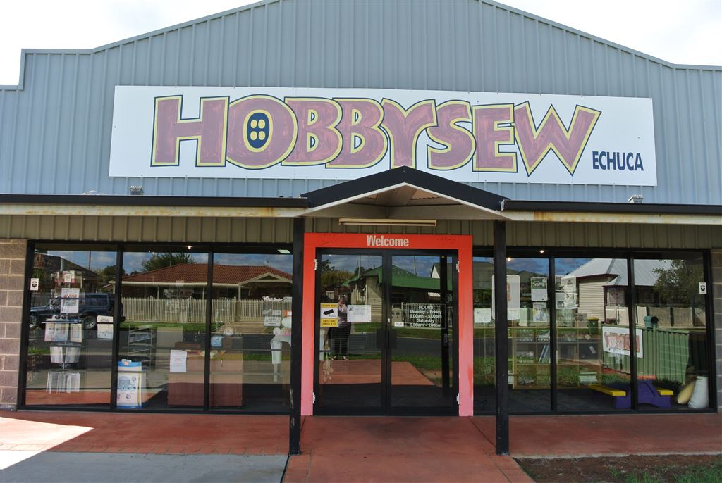Business for Sale - HobbySew Echuca
