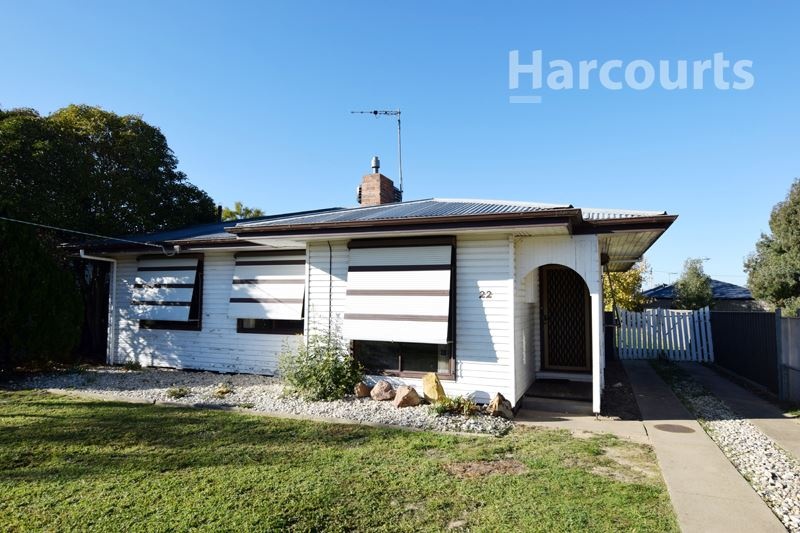 Great Starter or Investment Opportunity - 843m2