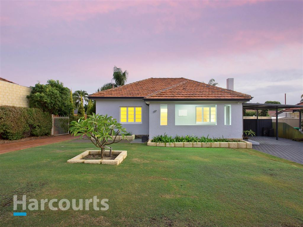 Harcourts city central for 118 terrace road perth