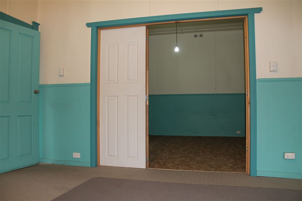 Entrance to Bedroom from Lounge