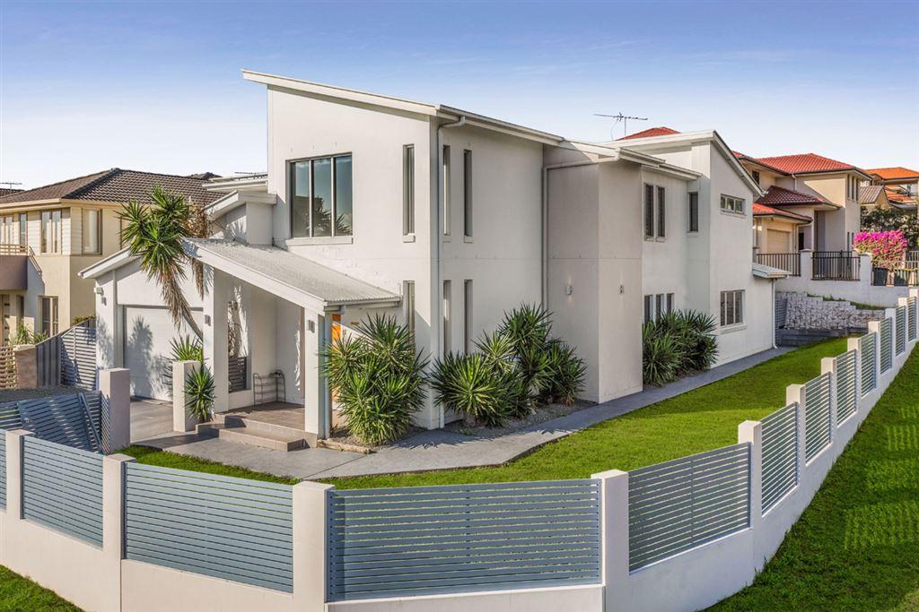 Sleek Modern Residence Nestled in Eight Mile Plains