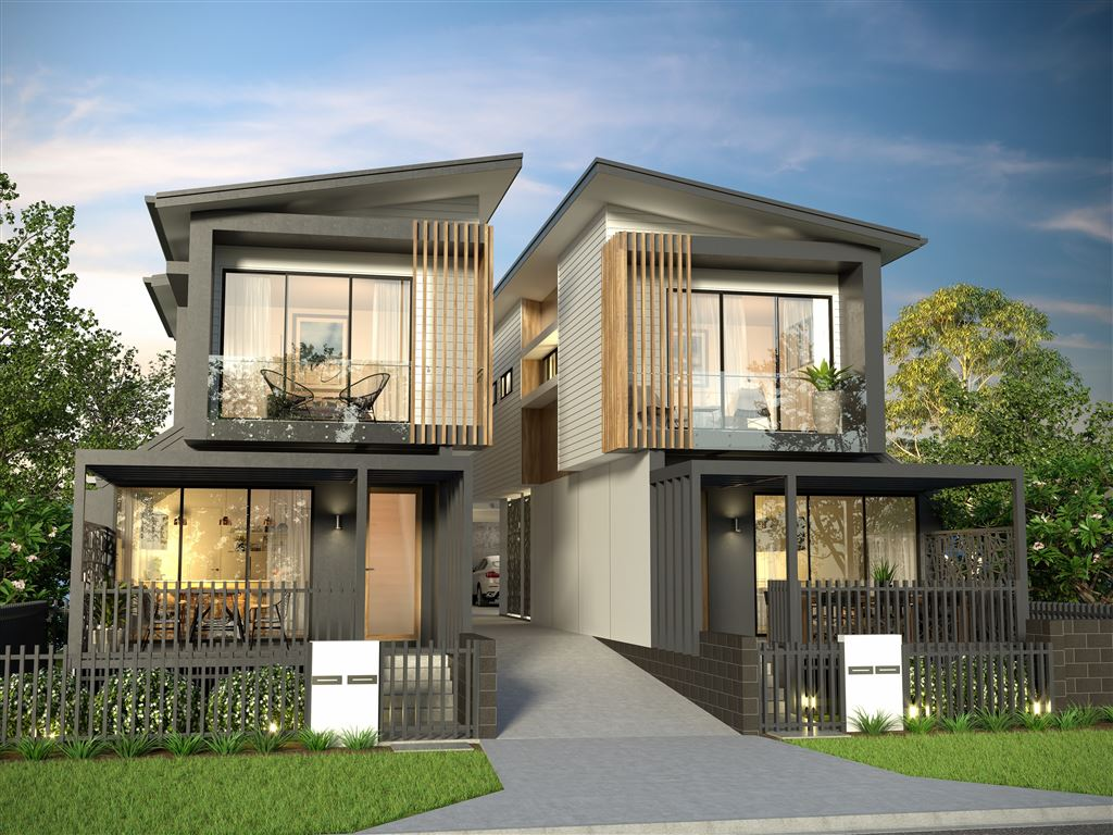 Contemporary Townhouse Living