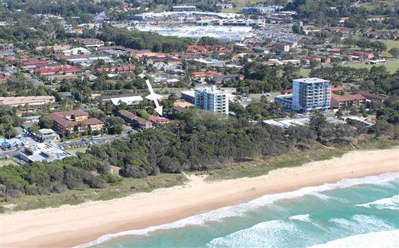 Prime Development Site - Beachfront Coffs Harbour