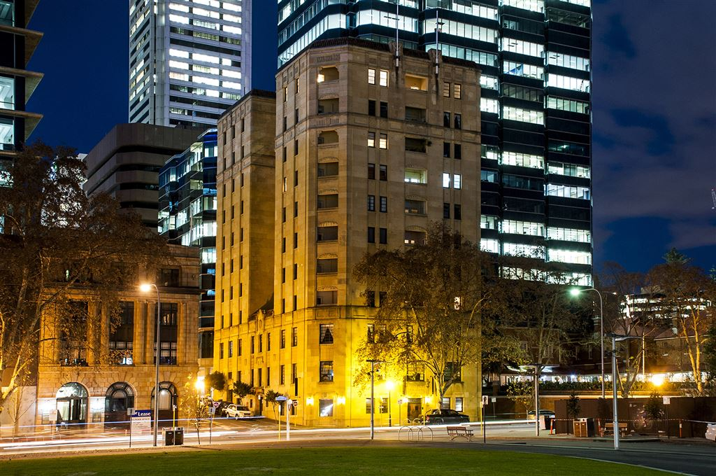 A Piece of Perth's History