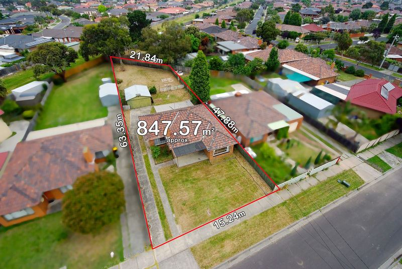Huge Opportunity On A Massive 847m² Approx!