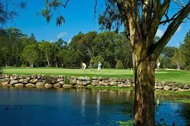 Redland Bay Golf Course - 5 minute stroll