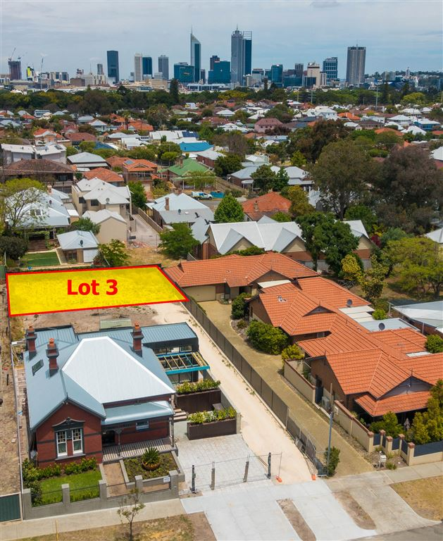 Lot 3 is Under Offer