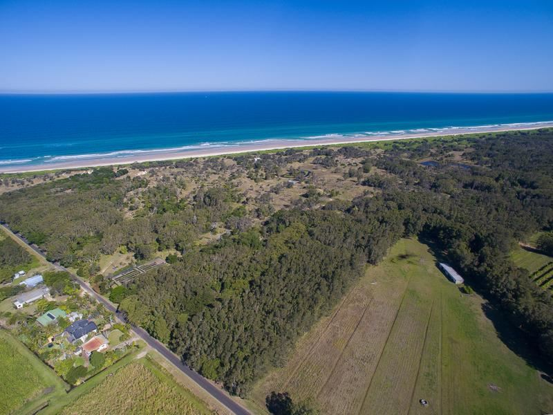 Superb 100 acre Oceanfront Estate