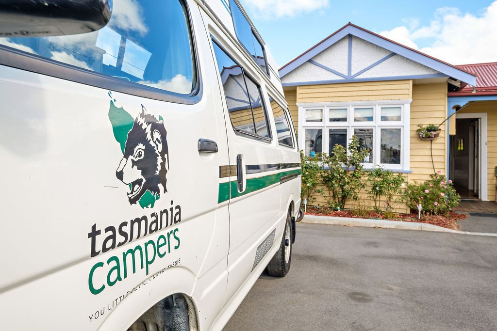 Business for Sale - Brumby Campers Tasmania