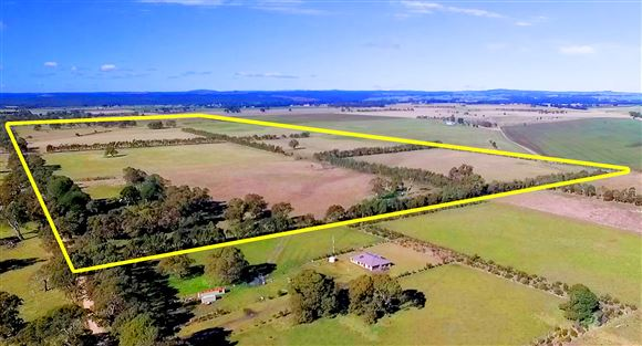 153 Picturesque Acres Under 20 Minutes to Daylesford