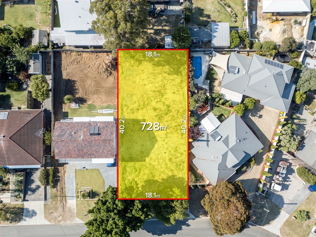 Motivated Seller - Level Duplex Site - South Karrinyup