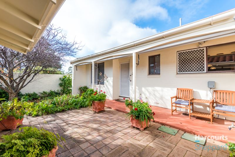 Spacious, Private + A Double Garage!