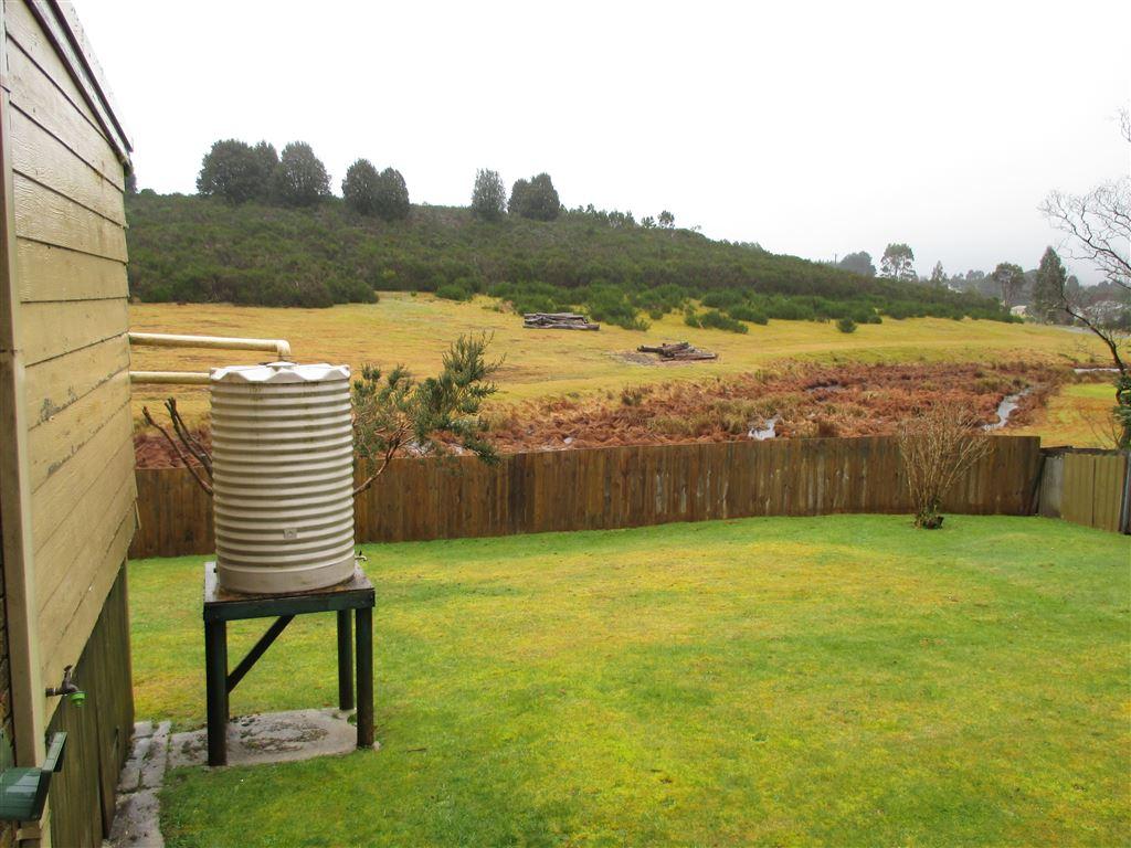 Backyard/View