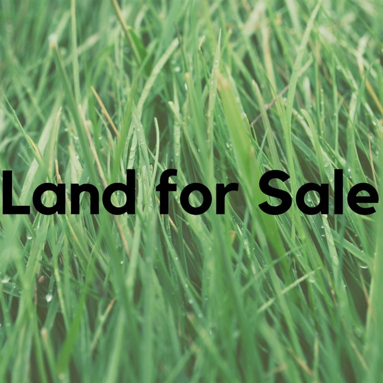 Vacant Land - Build your dream home  - Only 3 lots left!