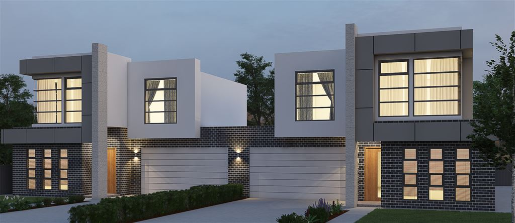 Two very generous and stylish Torrens Title new homes.