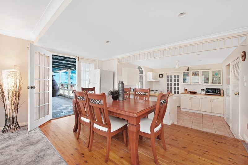 Open Plan Dining, Kitchen & Living Area