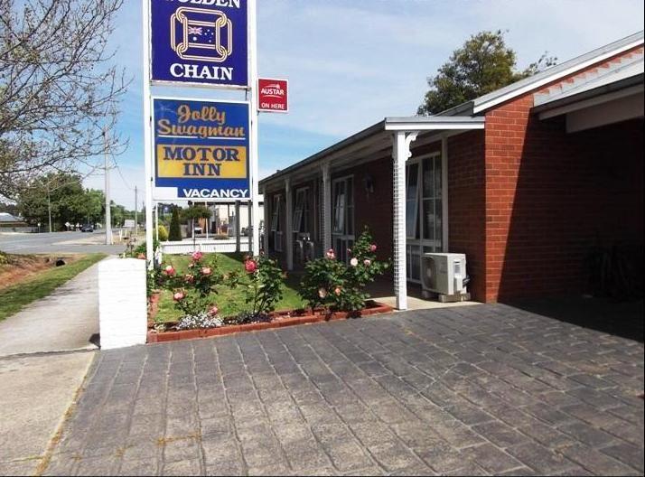 Business for Sale - Jolly Swagman Motor Inn, Euroa