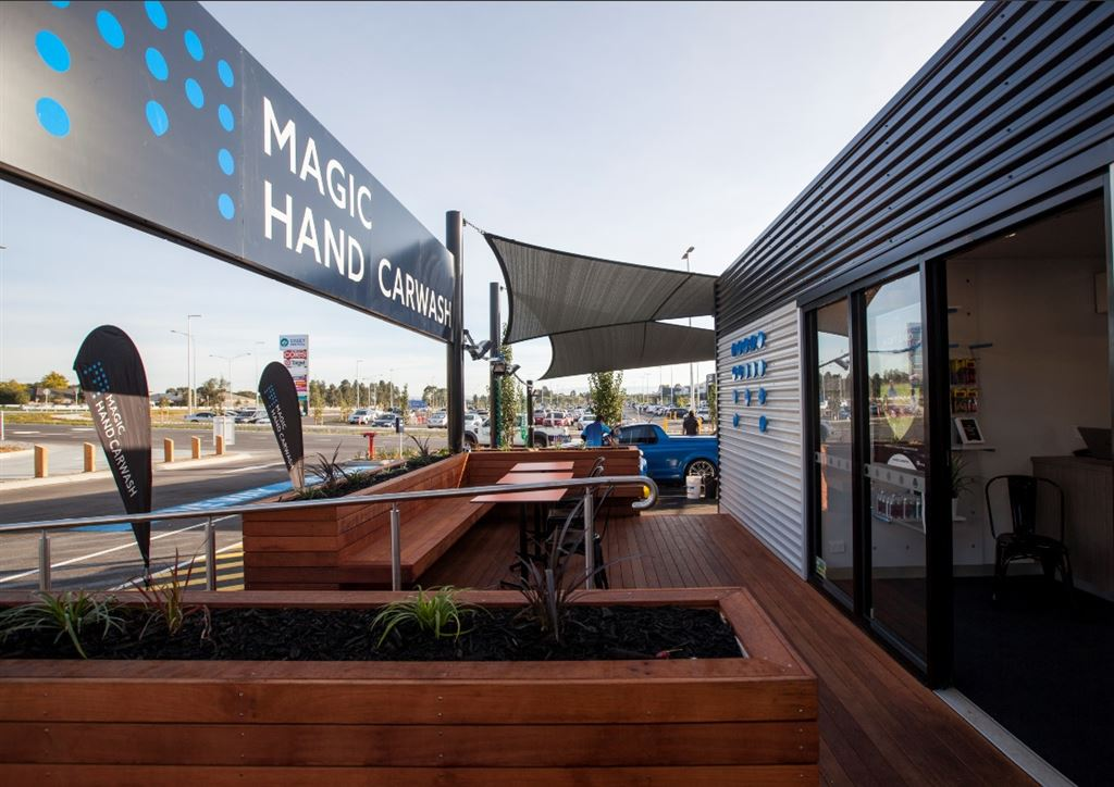 Franchise for Sale - Magic Hand Carwash, Southern NSW Region