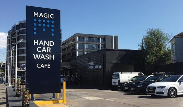 Magic Car Wash Franchise