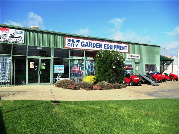 Business for Sale - Shepp City Garden Equipment, Shepparton