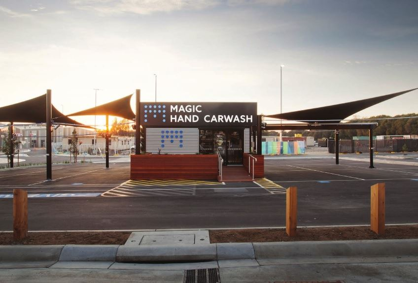 Franchise for Sale - Magic Hand Carwash, Western Victoria Region