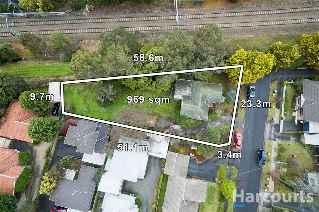 969sqm of Potential!