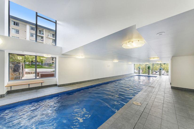 Indoor Complex Pool