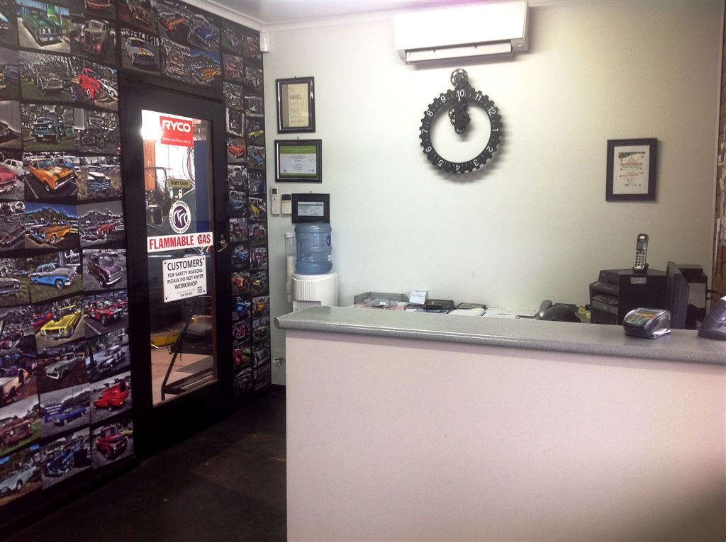 Business for Sale - Rose City Motors, Benalla