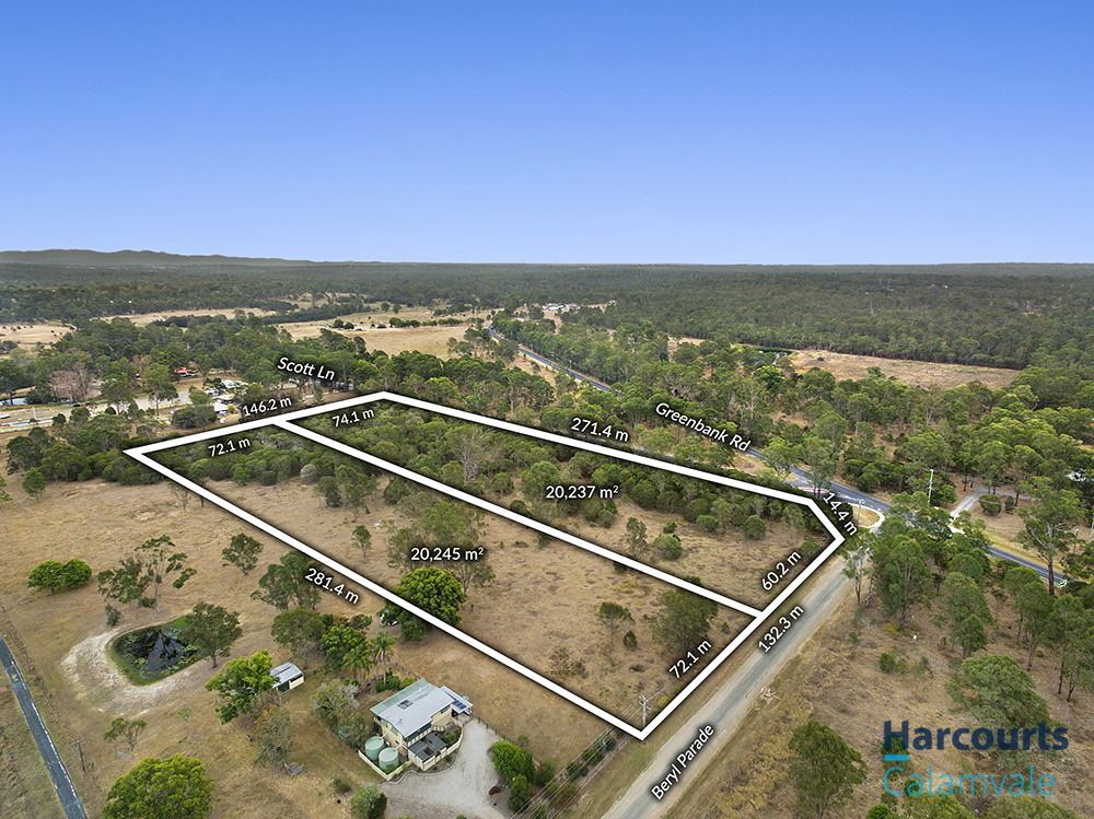 To Buy 5 Acres or... To Buy 10 Acres? That is the Question!