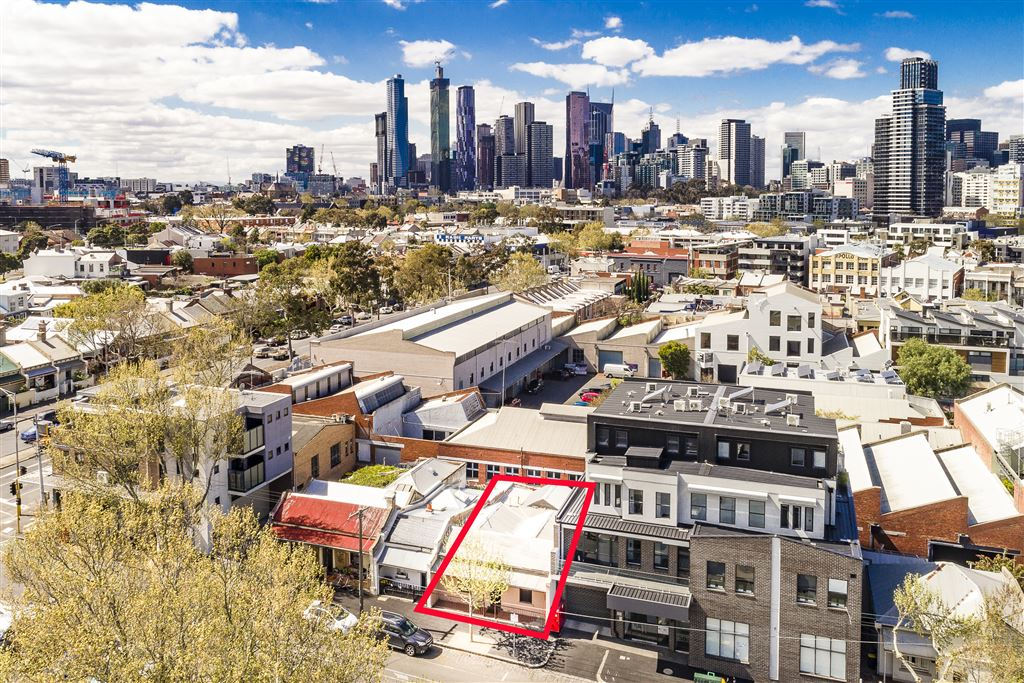 Overview - 64-66 Abbotsford St., West Melbourne 3003