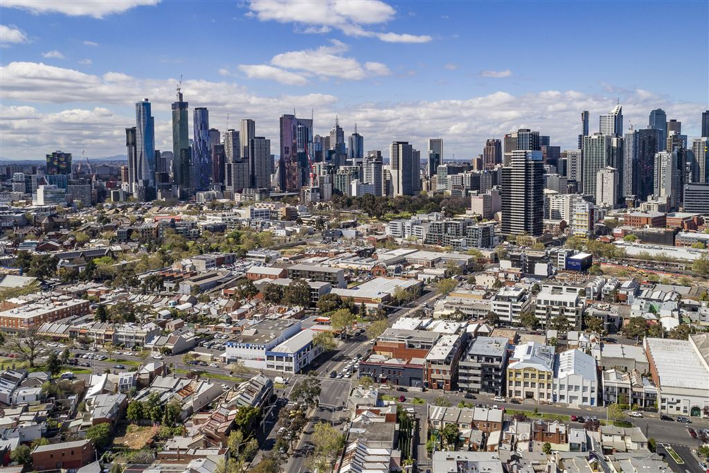 City View - 64-66 Abbotsford St., West Melbourne 3003