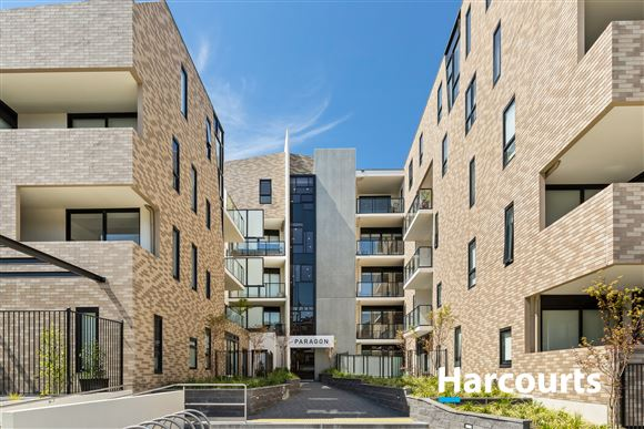 Stylish and Executive Living at PARAGON