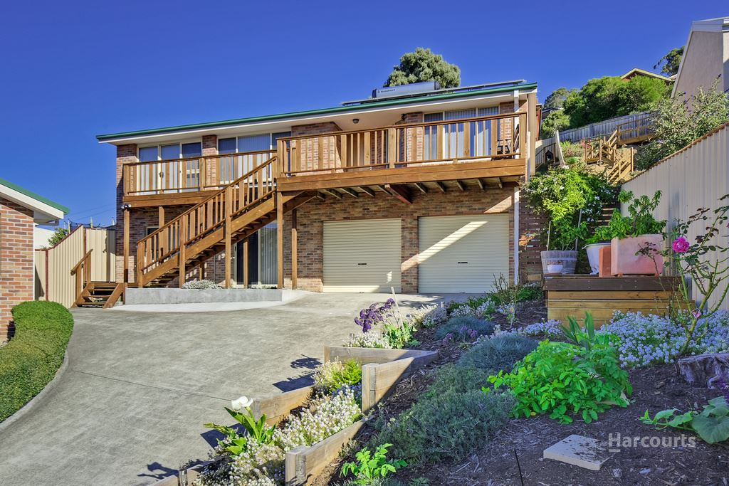 Stunning West Hobart home