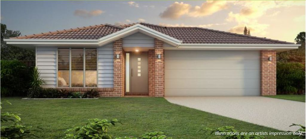 New House and Land Package Berrinba/Marsden