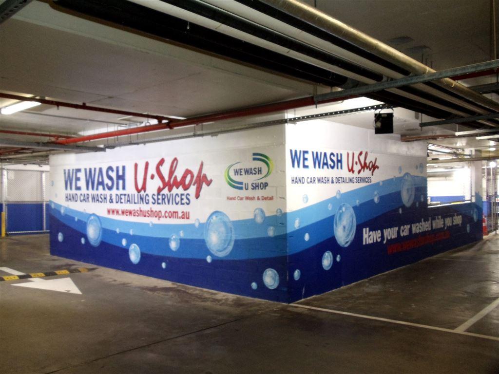 Business for Sale - We Wash U Shop, Traralgon