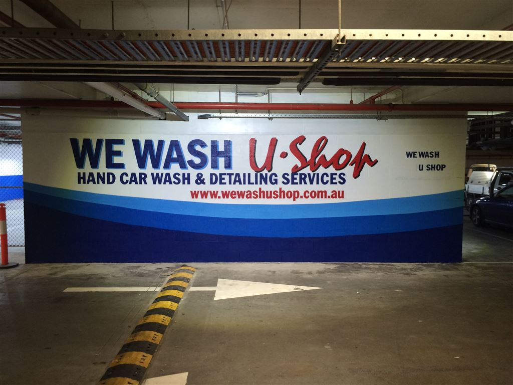 Business for Sale - We Wash U Shop, Traralgon