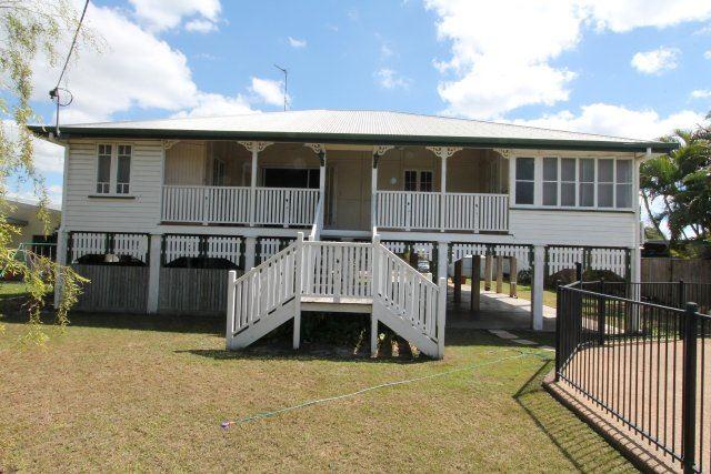 Highset Queenslander Home