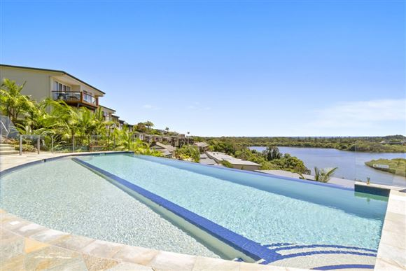 Magnificent Views and Sought-After Location